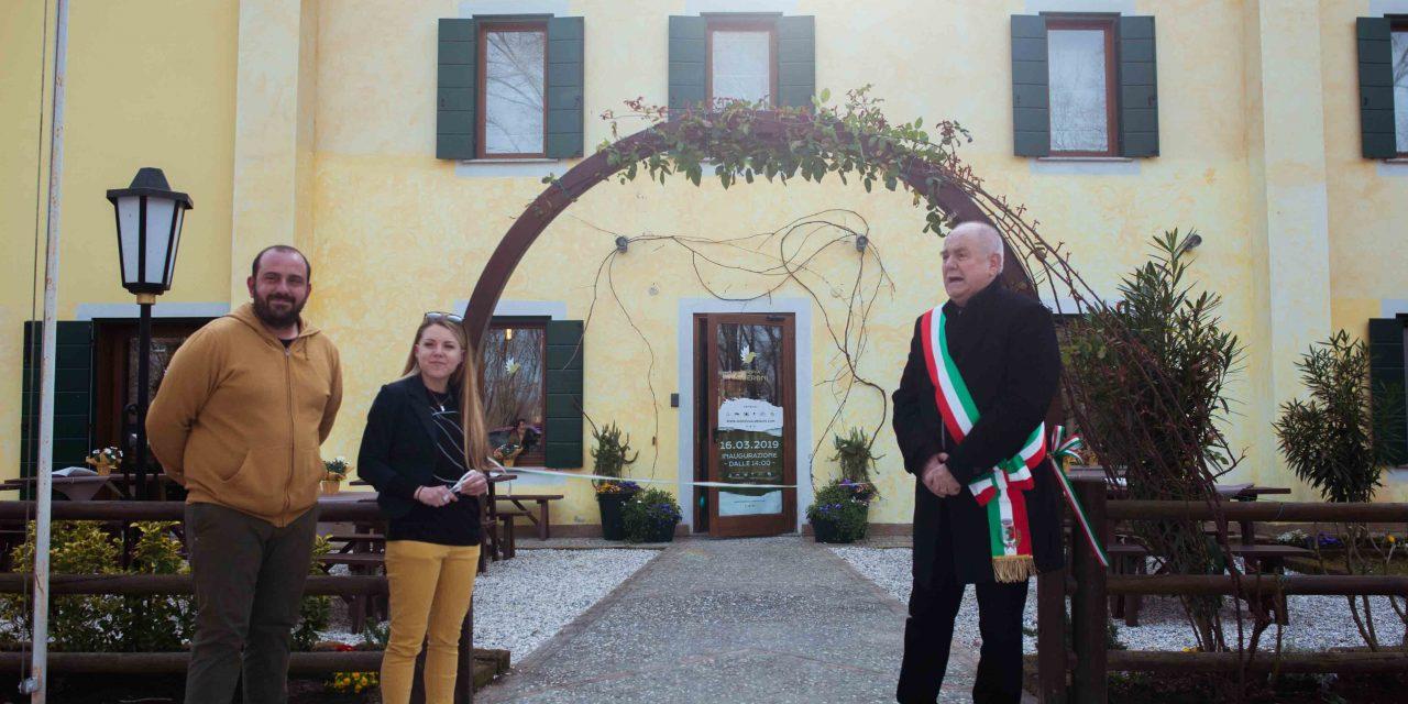 Inaugurazione Riserva Alberoni